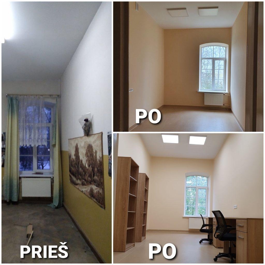"Projektas Nr. ENI-LLB-2-301 ""Building social house for better social services, livelihood in cross border region"""